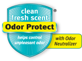 Odor Protect with Odor Neutralizer